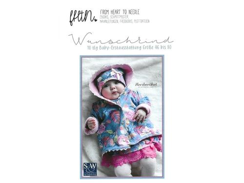 Wunschkind by From Heart To Needle PAPIERSCHNITTMUSTER