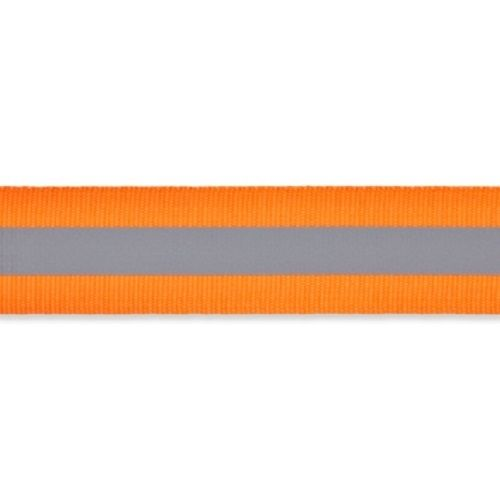 Reflexband neon orange 10mm