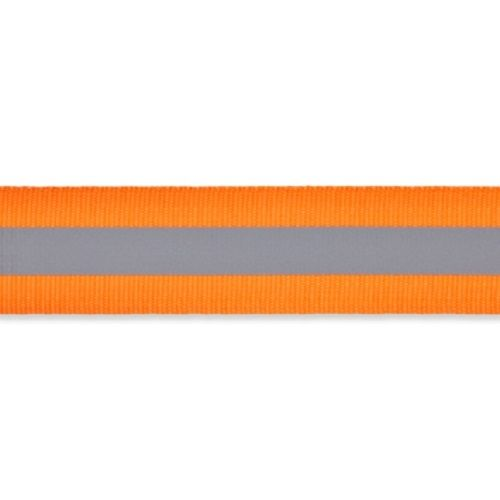 Reflexband neon orange 25mm